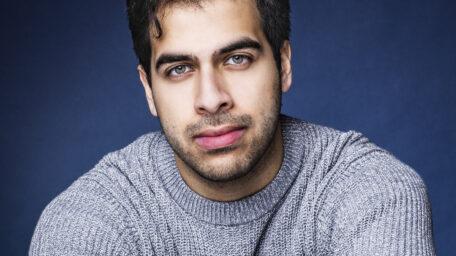 Portrait of Yusuf Zine