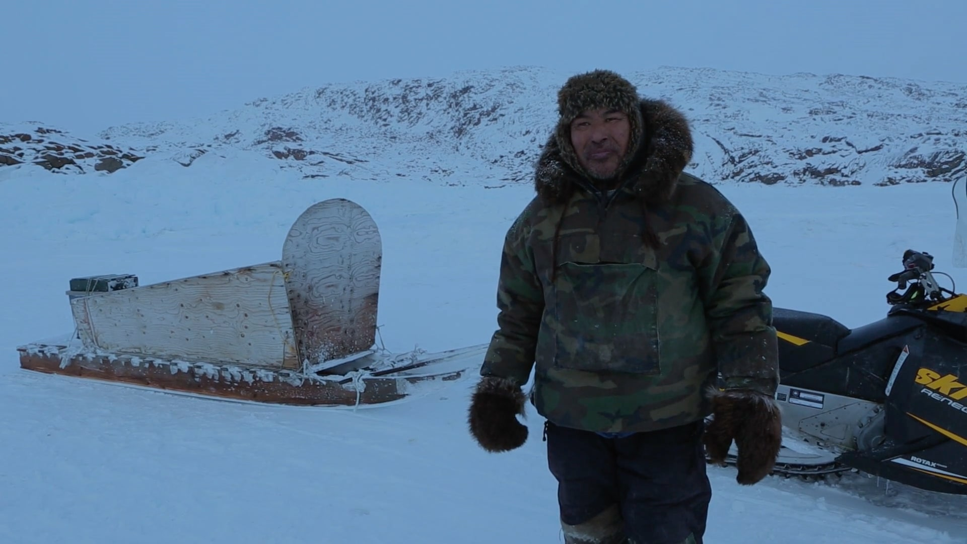 Still from Angry Inuk