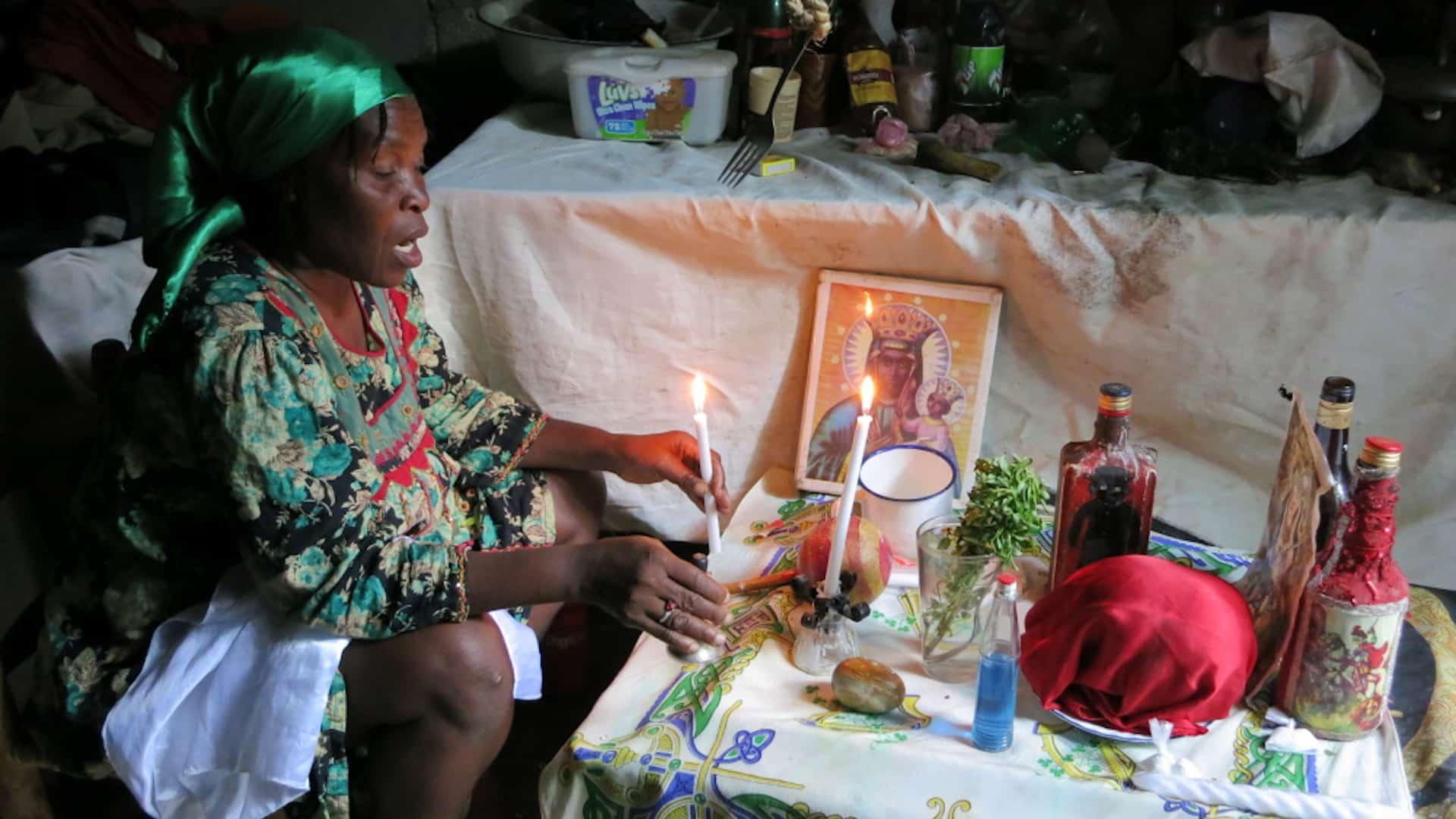 Still from Ayiti Toma