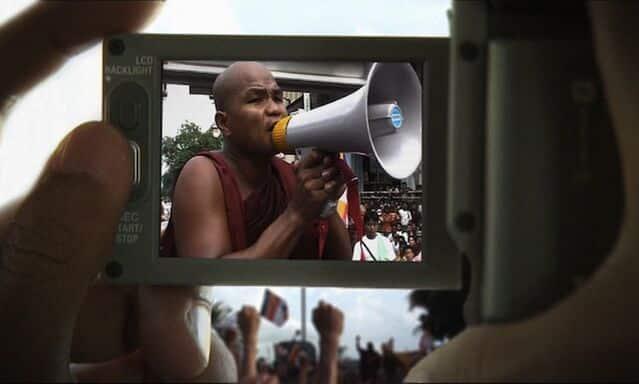 Still from Burma VJ