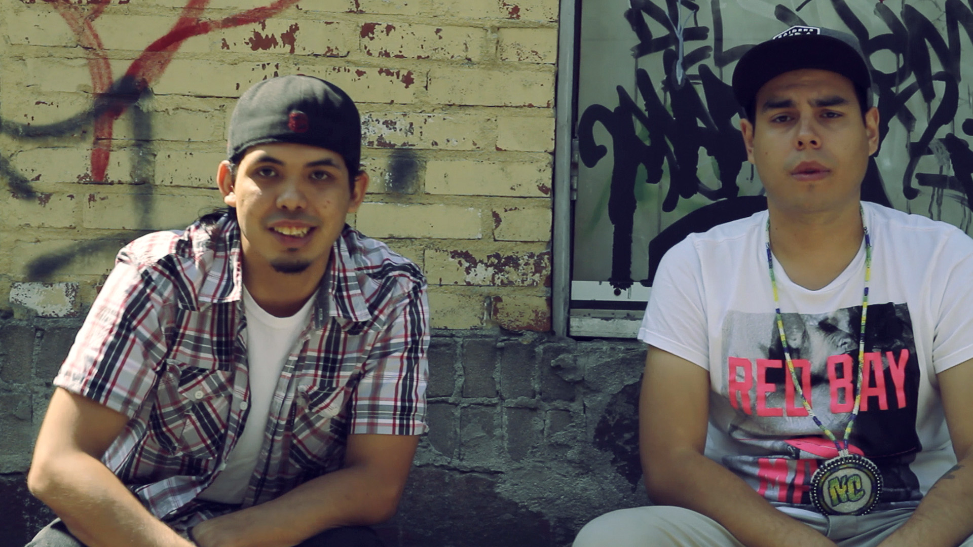 Still from Ghetto Trapped Youth