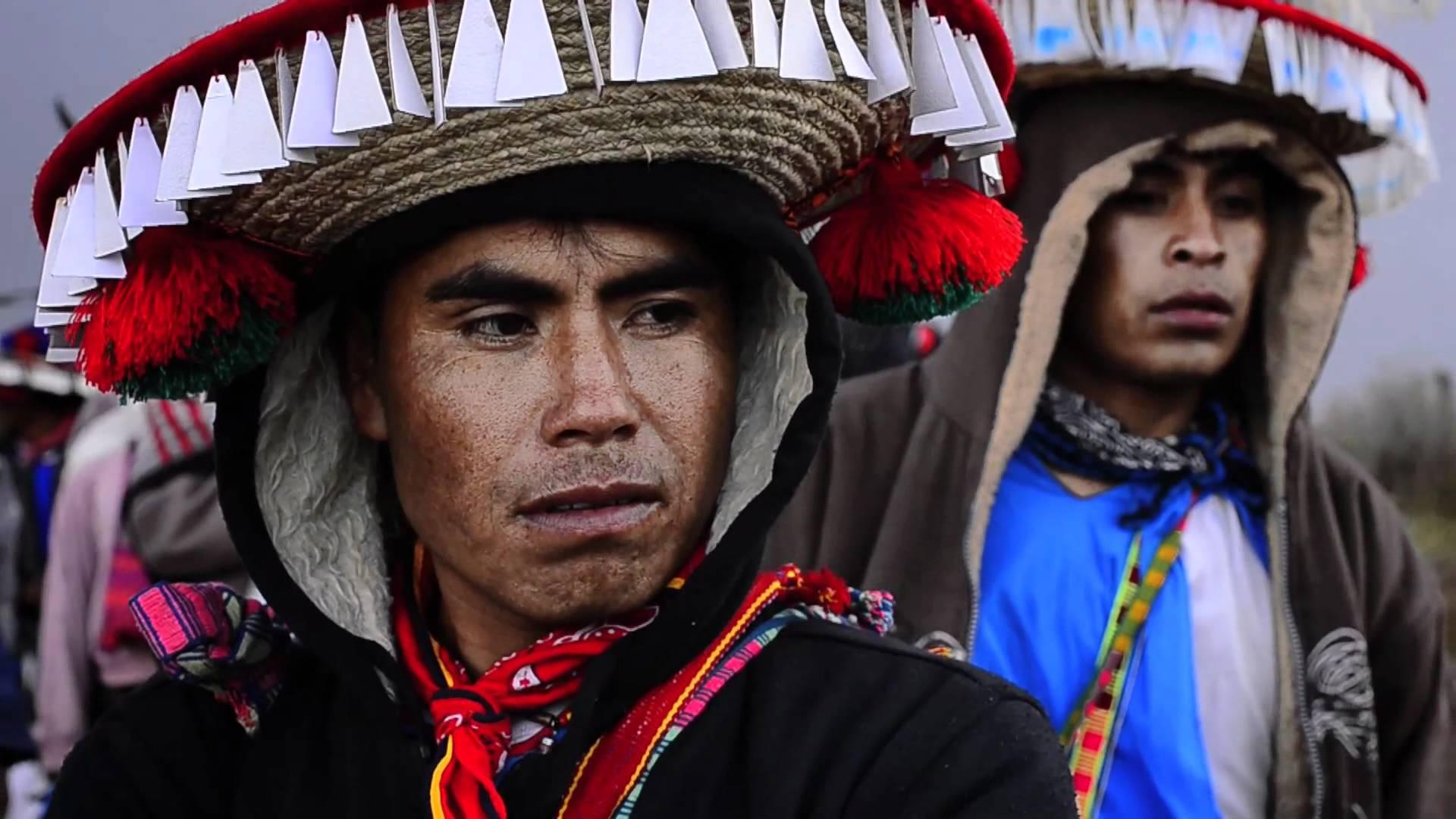 Still from Huicholes