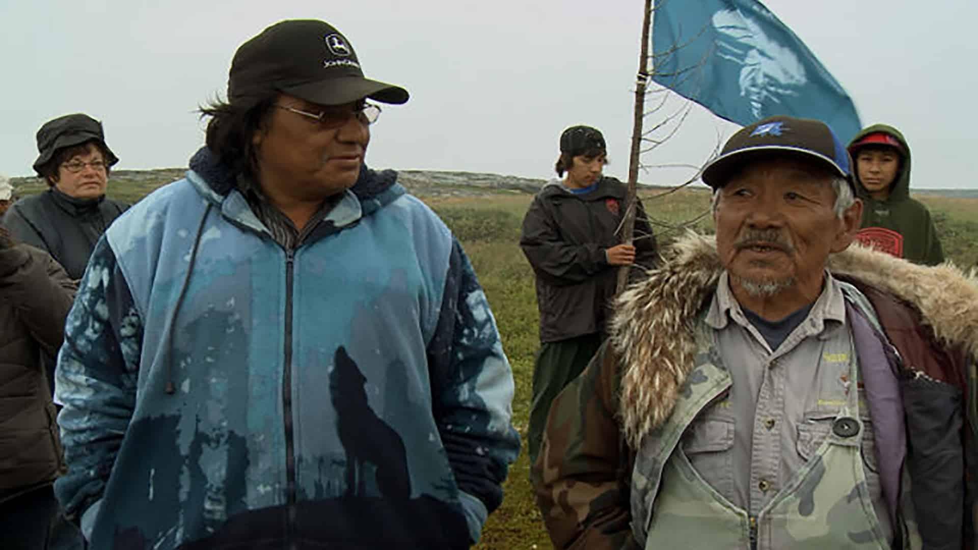 Inuit Cree Reconciliation
