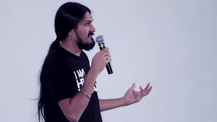 Still from Q&A with director Angad Bhalla - Herman's House