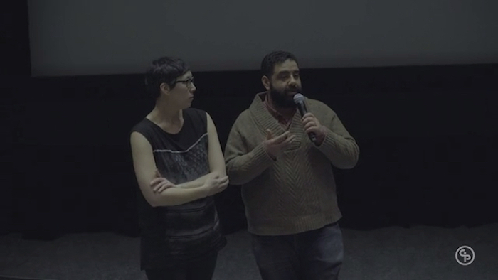 Q&A with Mostafa Henaway and Amélie Nguyen - COMPLICIT