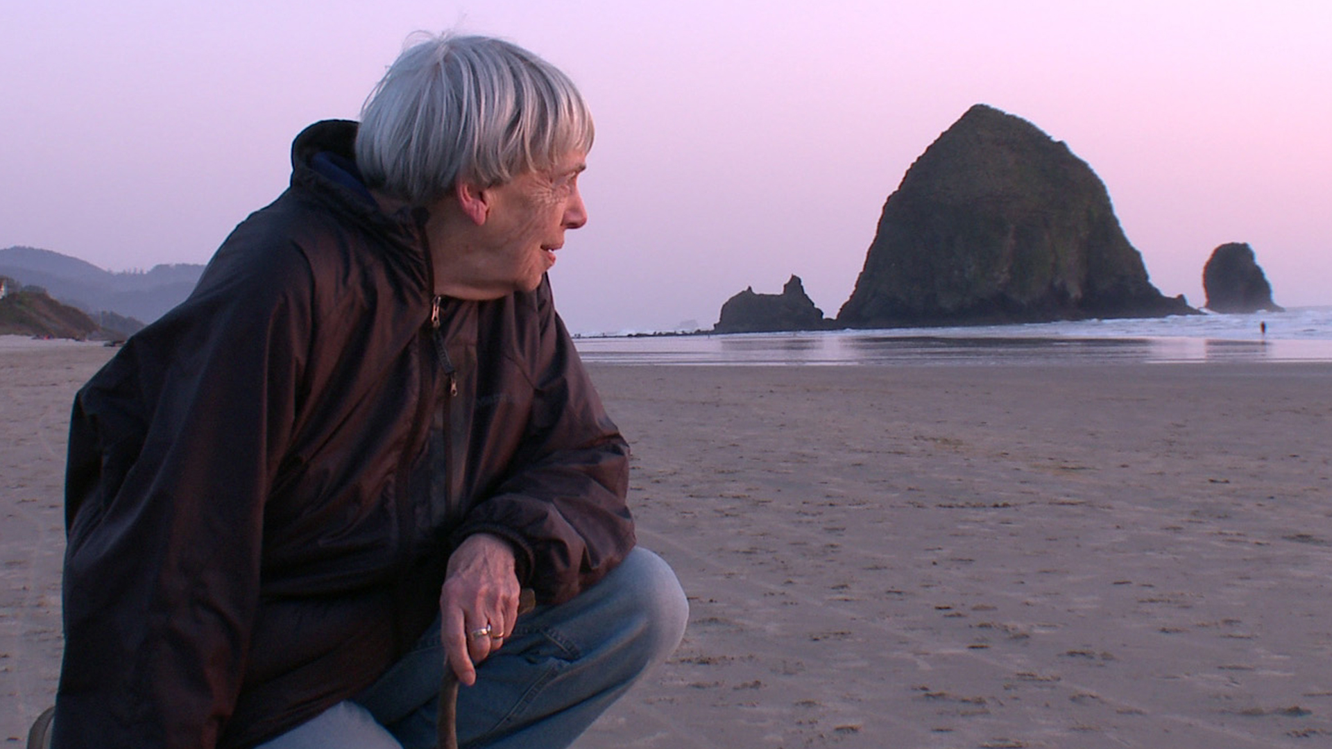 Still from the Worlds Of Ursula K. Le Guin